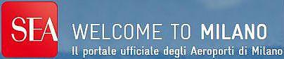 Il portale degli aeroporti di Milano